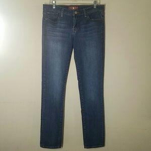 Lucky brand women's Charlie skinny jeans sz 10